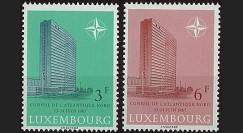 OTAN20N : 1967 - TP Luxembourg 'Réunion du Conseil de l'OTAN'
