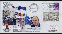 PE459 : 2003 - 40 ans Traité de l'Elysée et présidence grecque de l'UE