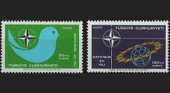 OTAN23N : 1969 - TP Turquie '20 ans OTAN 1949-1969'