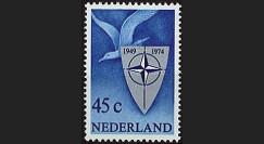 OTAN28N : 1974 - TP Pays-Bas '25 ans OTAN 1949-1974'