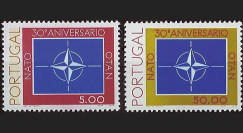 OTAN30N : 1979 - TP Portugal '30 ans OTAN 1949-1979'