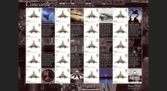 CO-RET42N : 2009 - TP Grande-Bretagne '40 ans 1er vol Concorde 001'