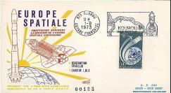 KOUR 2 : 1973 - FDC 'Conférence préparatoire pour la création de l'ASE'