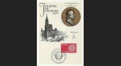 RD52a : 1970 - Carte 'Journée de l'Europe - 20e anniversaire Plan Schuman'