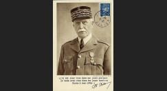 W2-FR510-C4 : 1943 - CM  'Buste de face - Gouvernement Vichy' YT 510