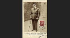 W2-FR515-F4 : 1943 - CM  'Portrait en pied - Gouvernement Vichy' YT 515