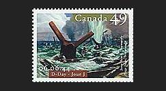 DEB 04-CDN-N : 2004 - TP Canada 'D-Day - Jour J'