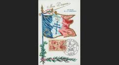 W2-FR739-J6 : 1945 - CM Mon Drapeau 'Salon de la Marine' Paris