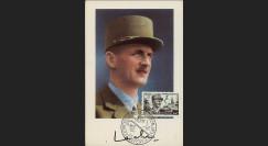 W2-FR815-A4 : 1948 - CM Leclerc 'Expo souvenirs du Gal Leclerc' Antony