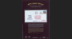 V181-ATV : 2008 - Courrier de l'espace 'Ariane - Mission ATV Jules Verne'