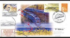 TGV-MED2 : 2001 - Inauguration du TGV Méditerrannée