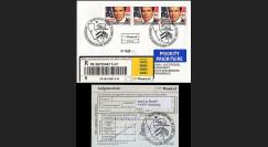 AS 04R : 2004 - 1er Jour du timbre-poste Gouverneur A. Schwarzenegger