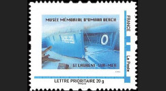DEB09-2AN : 2009 - TPP 'Musée Mémorial OMAHA BEACH - 65 ans D-Day'
