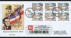 MOUL09-2R : 2009 - RECO 1er Jour TP 'Memorial Jean Moulin'