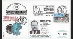 PE210 : 1990 - FDC Session PE 'Unification de l'Allemagne'