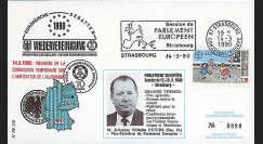 PE210 : 1990 - FDC Session PE 'Unification de l'Allemagne'