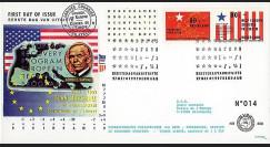 PE346 : 1997 - FDC PAYS-BAS '50e anniversaire du Plan Marshall'