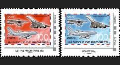 A380-85N1-2 : 2009 - TPP '1909-2009 Un Siècle de Progrès'