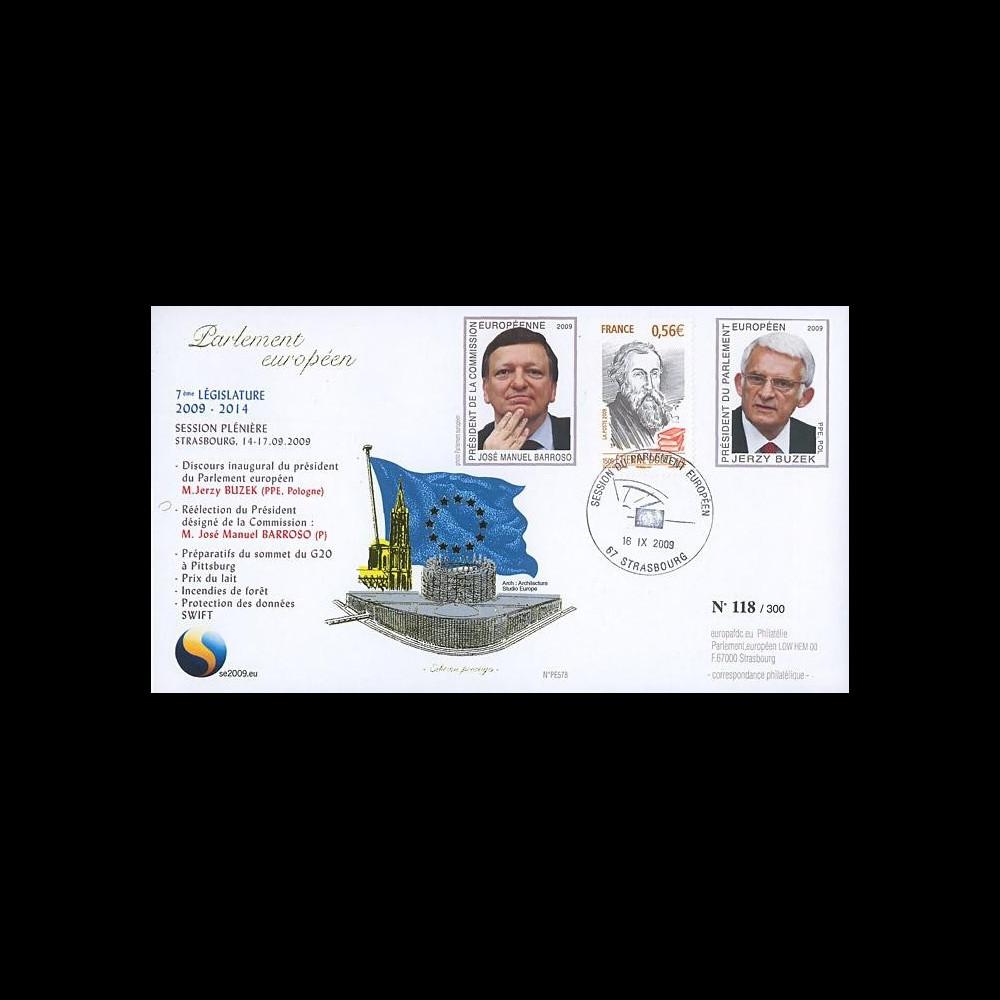 PE578 : 2009 - FDC Session PE 'Election pdt Commission