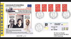 PE498a : 2005 - Journée Intern. de la Femme 2005 RECOMMANDÉE