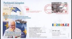 BR102 : 2009 - FDC Bruxelles 'Naufrage au large de la Lybie'