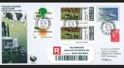 PE579a : 2009 - PAP RECO Session Parlement européen 'Crise du lait'