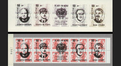 VICT95-RU3C Carnet ex-URSS 'Victoire 1945' Churchill