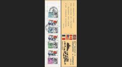 DEB 04-C1 : 2004 -  Carnet 60 ans débarquement en Normandie