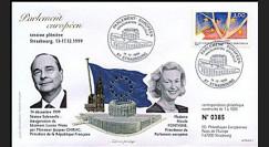 PE403-1 type1 : 1999 - Inauguration du nouveau Parlement européen