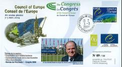 CPLRE16 : 2009 - 16e session du Congrès des Pouvoirs Locaux - Prix Dosta