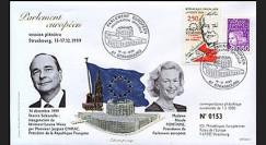 PE403-1 type2 : 1999 - Inauguration du nouveau Parlement européen