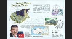 CE54-IA : 2003 - Session du CE Visite officielle du 1er Ministre de Turquie