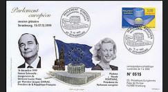 PE403-1 type3 : 1999 - Inauguration du nouveau Parlement européen