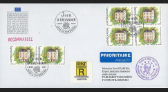 PE338a : 1957-1997 - Env. de service PE 'Signature des Traités de Rome'