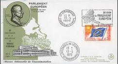 AP84 : 1970 - FDC Parlement européen 'séance solennelle 20 ans du Plan Schuman'
