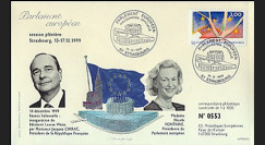PE403-2 type2 : 1999 - Inauguration du nouveau Parlement européen