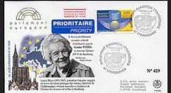 PE376 : 1998 - 1er Jour TP Parlement européen