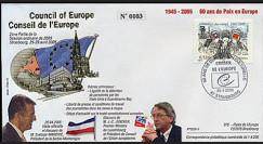 CE56-II : 2005 Discours Pdt Serbie-Monténégro et 1er Ministre Luxembourg