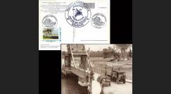 DEB09-6A1 : 2009 - CP D-Day Pegasus Bridge le Jour J - TPP Pegasus Bridge vue détaillé