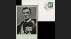 01W2-AL16 : CP Allemagne 'Visite du Régent de Hongrie