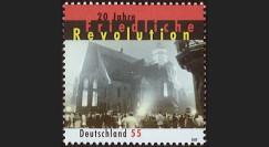 PE582N : 2009 - Timbre-poste Allemagne 55c '20 Jahre Friedliche Revolution'