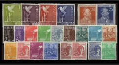 ZAAS32-54 : 1947 - Série 23 TP 'Paysans