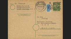 BERL48-NOT3 : 1954/55 - EP République Fédérale allemande 1954-61