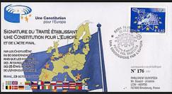 PE491A : 2004 - Signature du Traité établissant une Constitution