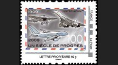A380-96N : 2010 - TPP France 'Un siècle de Progrès' pour le vol A380 'Paris-Johannesburg'