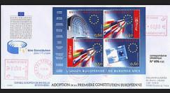 PE483A : 2004 - Adoption de la première Constitution pour l'Europe