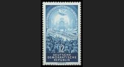 DDR147 : 1954 - 1 valeur DDR 'Conférence des Quatre Grandes Puissances à Berlin'