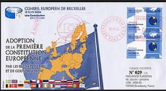 PE483 : 2004 - Adoption de la première Constitution pour l'Europe
