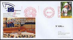 BR50 : 2002 - Session inaugural de la Convention sur l'avenir de l'Europe