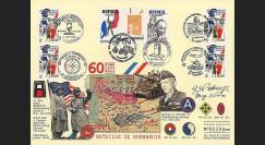 DEB 04-3 : 2004 - FDC D-Day - Bataille de Normandie
